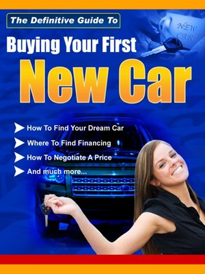 cover image of Buying Your First New Car